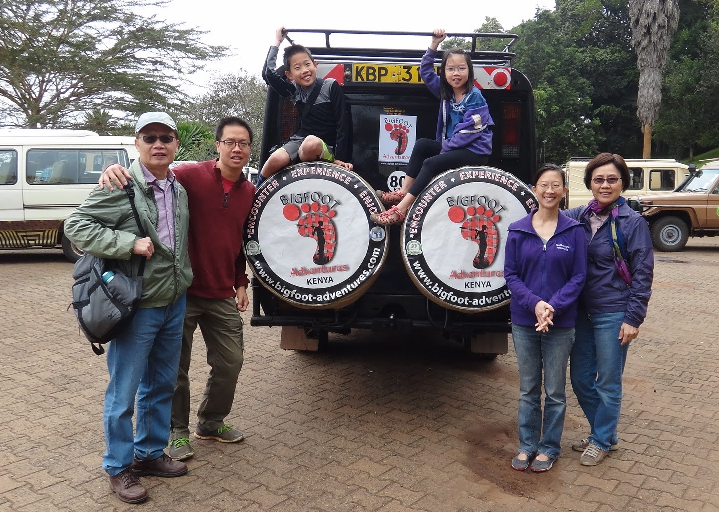 8.2Masaimara Game drive (first day of retirement 2016.8.1)