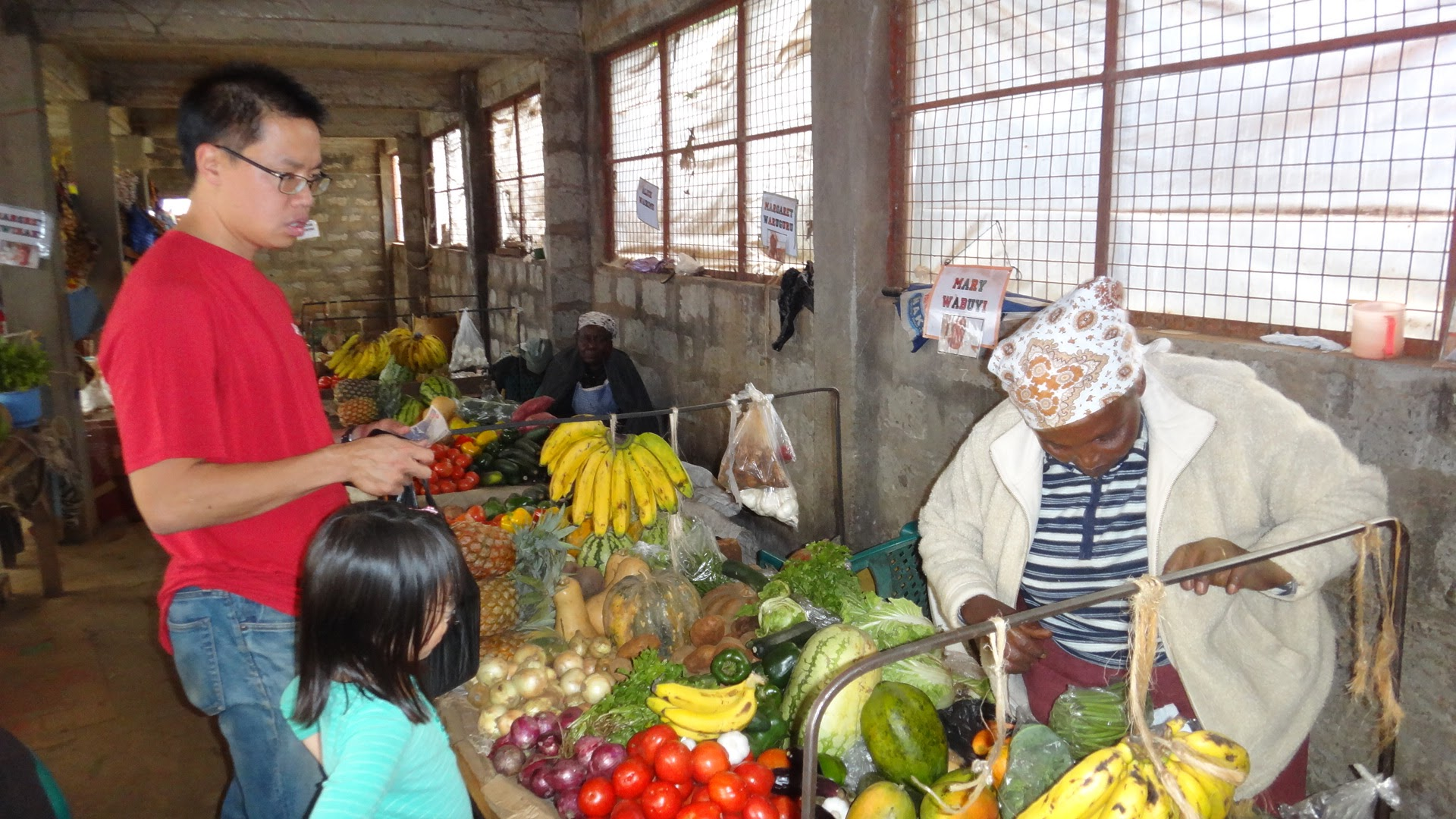 8.5Local Vegetable Market